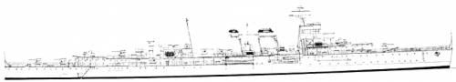 HMS Coventry (Cruiser) (1936)