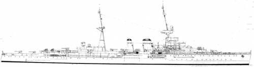 HMS Coventry (Cruiser) (1940)