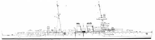 HMS Curacoa (Cruiser) (1940)