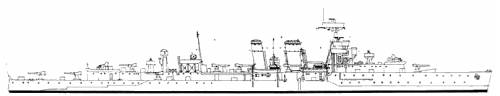 HMS Curlew (Cruiser) (1936)