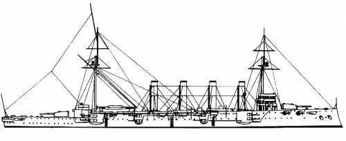 HMS Drake (Battleship) (1917)