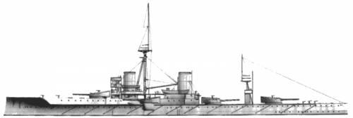 HMS Dreadnought (Battleship) (1906)