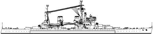 HMS Duke of York 1943 [Battleship]