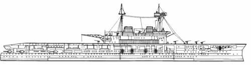 HMS Eagle (Aircraft Carrier) (1942)
