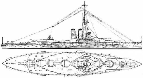 HMS Erin (1916)