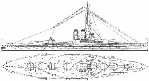 HMS Erin (Battleship) (1914)