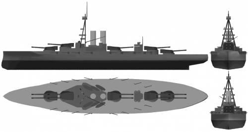 HMS Erin (Battleship) (1918)