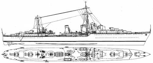 HMS Eskimo (Destroyer) (1939)
