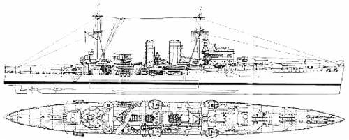 HMS Exeter (Cruiser)