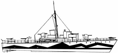 HMS Grey Goose (Gunboat) (1943)