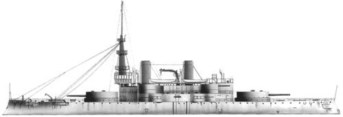 USS BB-1 Indiana (1891)