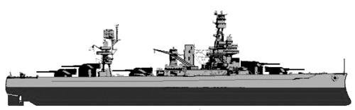 USS BB-35 Texas (1917)