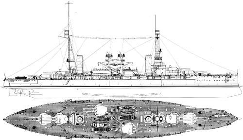 ARA Rivadavia 1935 (Battleship)