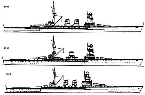 BAP Almirante Latorre [ex HMS Canada Battleship]