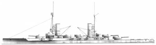 SMS Kaiser (Battleship) (1909)
