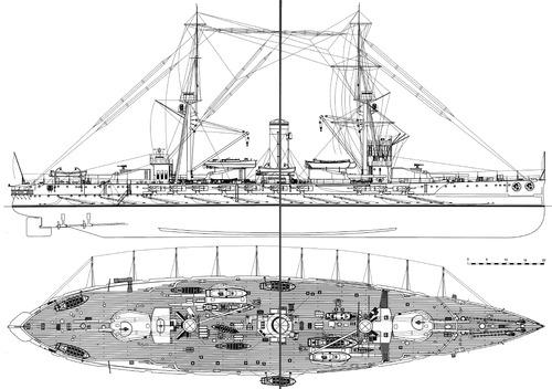 SNS Espana 1914 [Battleship]