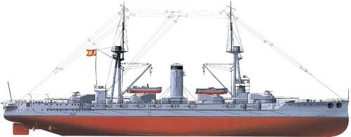 SNS Espana 1921 [Battleship]
