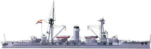 SNS Jaime I 1936 [Battleship]