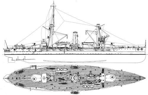 SNS Jaime I 1937 [Battleship]