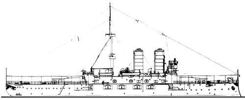 TCG Mesudiye 1903 {Battleship)