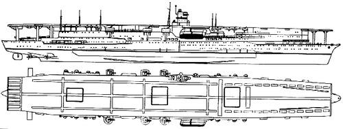 IJN Akagi 1939 [Aircraft Carrier]