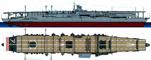 IJN Akagi 1942 [Aircraft Carrier]