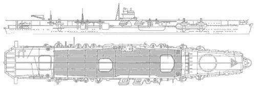 IJN Hiryu Midway (1942)