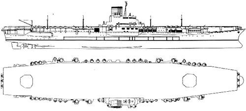 IJN Shinano 1944 [Aircraft Carrier]