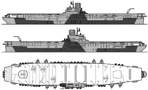 IJN Shinano 1945 [Aircraft Carrier]