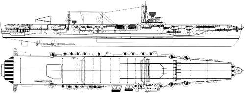 IJN Unryu 1943 [Aircraft Carrier]