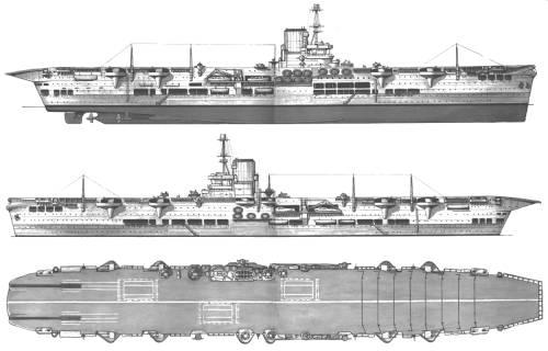 HMS Ark Royal (1937)