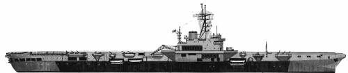 HMS Colossus (1945)