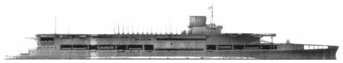 HMS Courageous (1939)