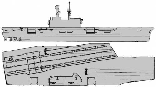 HMS CVF Class