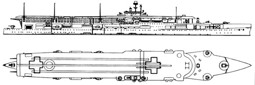 HMS Furious 1940 (Aircraft Carrier)