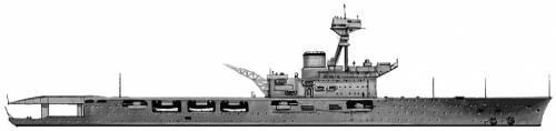 HMS Hermes (1940)