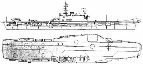 HMS Hermes R12 (INS Viraat R22)