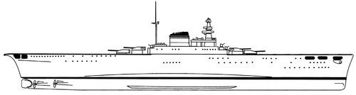HMS HMS Ark Royal 1940 (Aircraft Carrier)