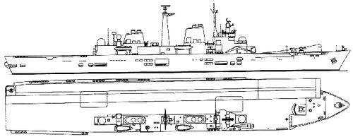 HMS Invincible R05 1993 (Light Carrier)