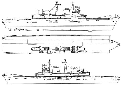 HMS Invincible R05 (Light Carrier)