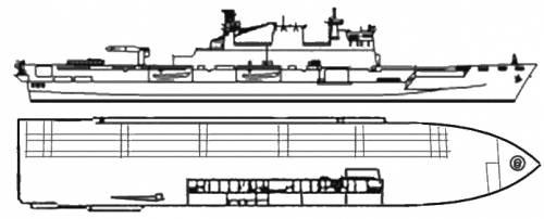 HMS Ocean L-12