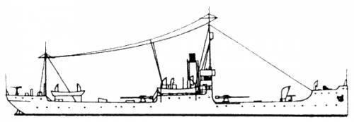 MNF Arras (Gunboat) (1919)