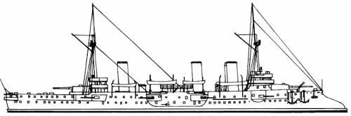 MNF DEntrecasteaux (1899)