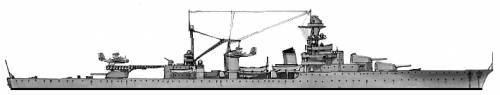 MNF Galissonniere (Cruiser) (1940)