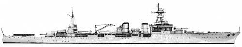 MNF Lamotte-Picquet (Cruiser) (1941)