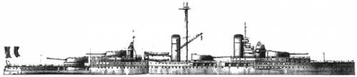 MNF Lion (Battleship Project) (1913)