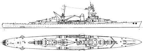 NMF Algerie 1942 (Heavy Cruiser)