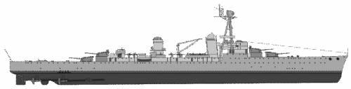 NMF Tourville (Cruiser) (1945)
