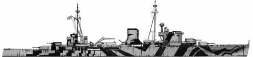 HMS Ajax (1941)