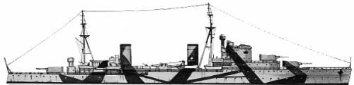 HMS Arethusa (1943)